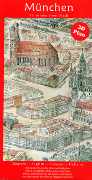 3D-Plan München - Coverbild