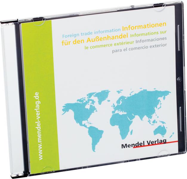 Begleitpapiere für Ausfuhrsendungen - Coverbild