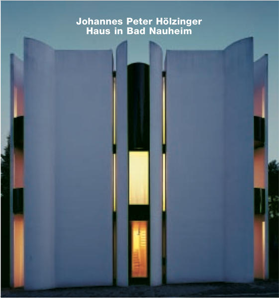 Johannes Peter Hölzinger, Haus in Bad Nauheim - Coverbild