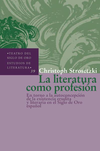 La literatura como profesión - Coverbild