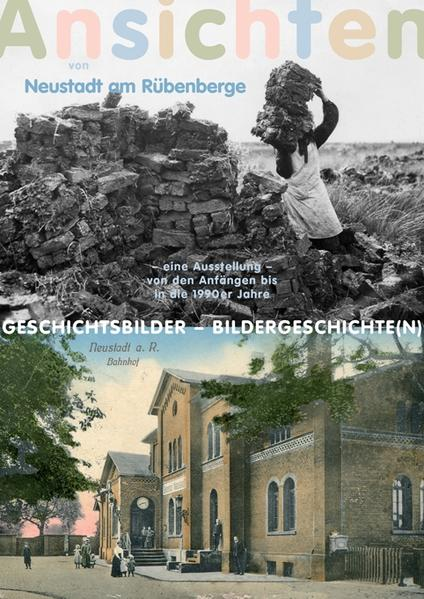 Ansichten von Neustadt am Rübenberge - Coverbild