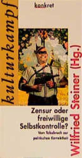 Zensur oder freiwillige Selbstkontrolle? - Coverbild