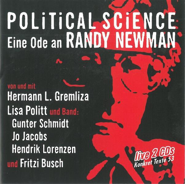 Political Science - Coverbild