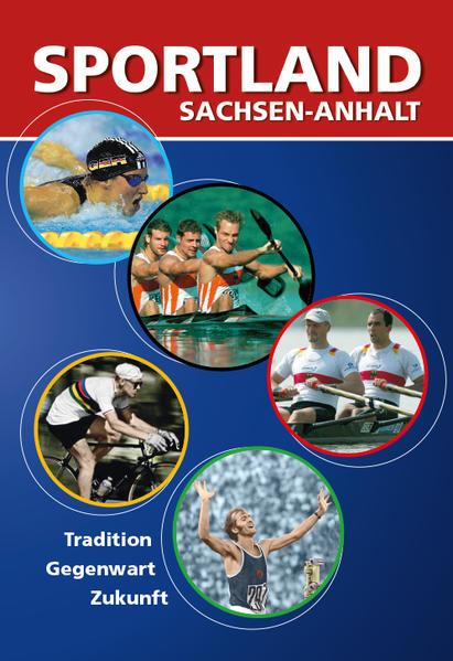Sportland Sachsen-Anhalt - Coverbild