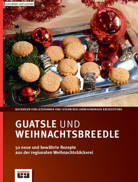 Guatsle und Weihnachtsbreedle - Coverbild