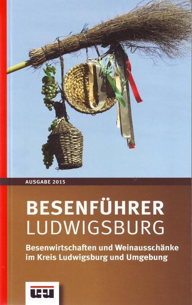 Besenführer Ludwigsburg - Ausgabe 2015 - Coverbild