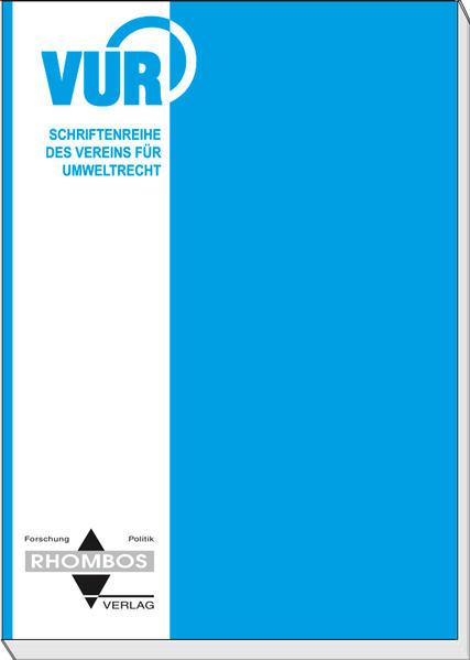 Umwelt-Audit und Arbeitnehmerbeteiligung an der Schnittstelle zwischen Umweltrecht und Arbeits- sowie Gesundheitsschutzrecht - Coverbild