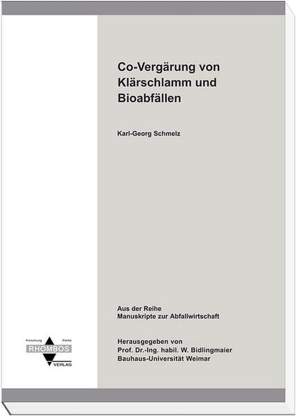 Co-Vergärung von Klärschlamm und Bioabfällen - Coverbild