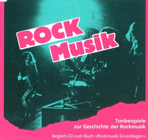 Grundlagen I: Rockmusik - Coverbild
