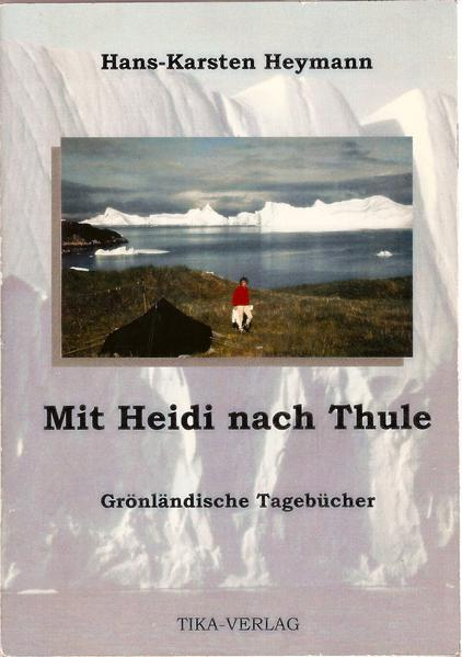 Mit Heidi nach Thule - Coverbild