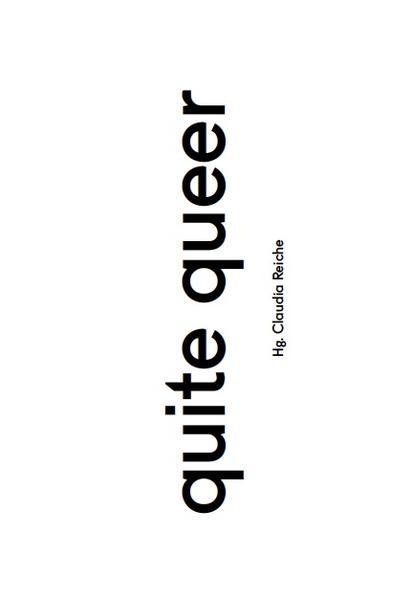 PDF Download quite queer