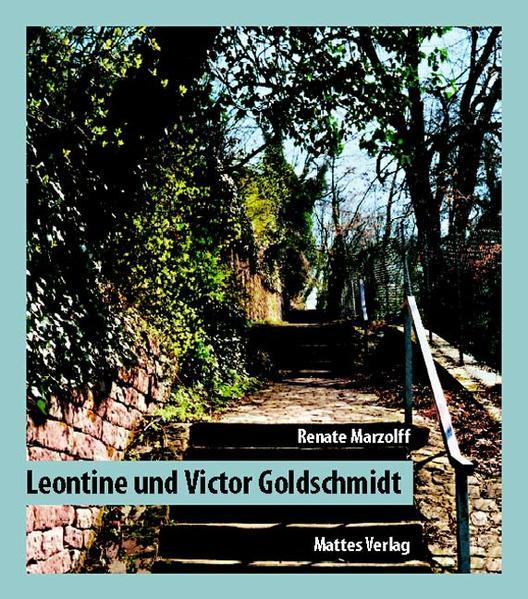 Leontine und Victor Goldschmidt - Coverbild