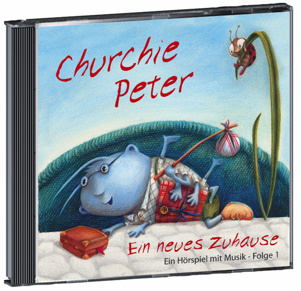Churchie Peter - Coverbild