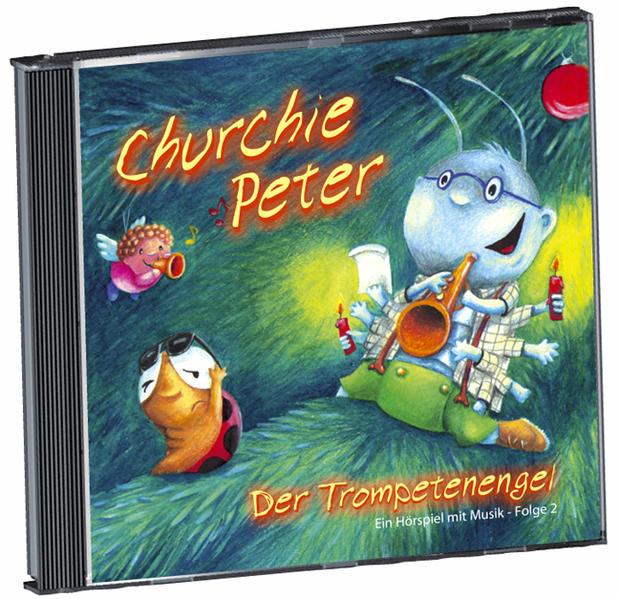 Churchie Peter - Coverbild