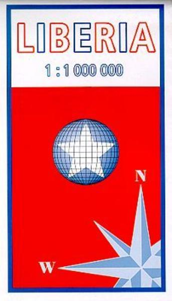 Liberia 1: 1 000 000 - Coverbild
