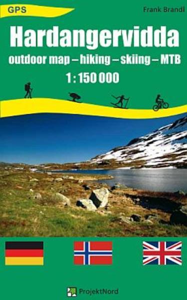 Hardangervidda - Coverbild