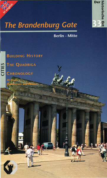 The Brandenburg Gate - Coverbild