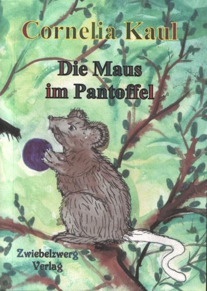 Die Maus im Pantoffel - Coverbild