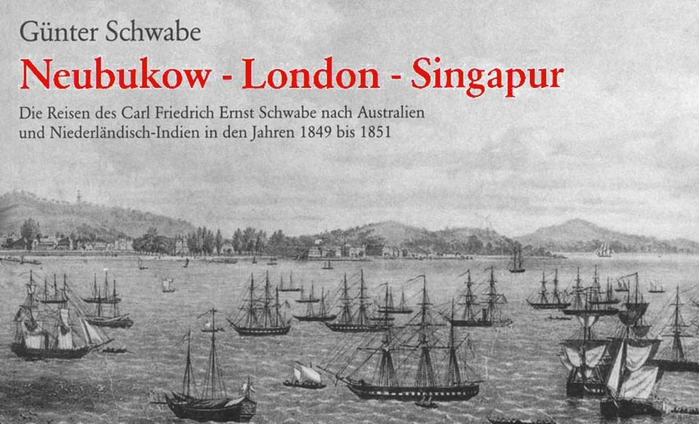 Neubukow - London - Singapur - Coverbild