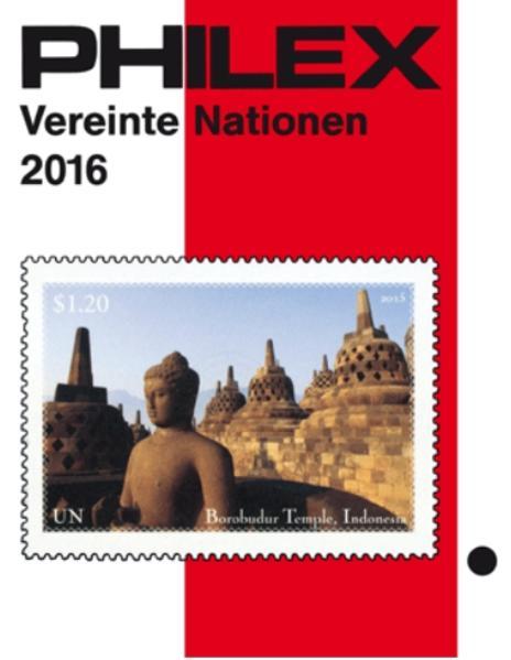 PHILEX Vereinte Nationen 2016 - Coverbild