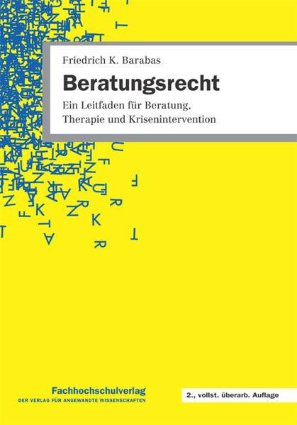 Beratungsrecht - Coverbild