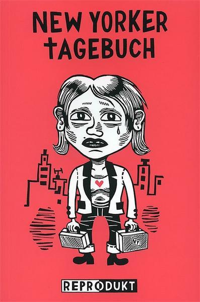 New Yorker Tagebuch - Coverbild