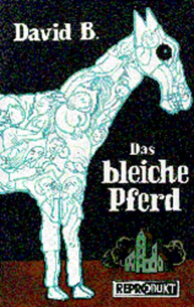 Das bleiche Pferd - Coverbild