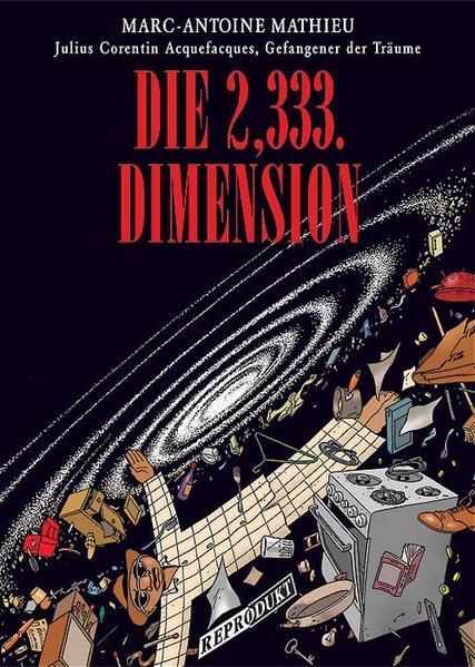 Julius Corentin Acquefaques, Gefangener der Träume / Die 2,333. Dimension - Coverbild