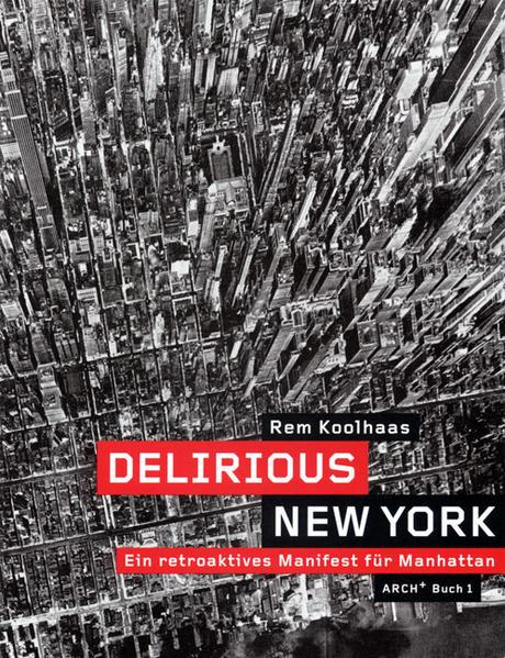 Delirious New York - Coverbild