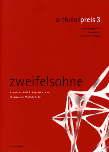 zweifelsohne - archpluspreis 3 - Coverbild