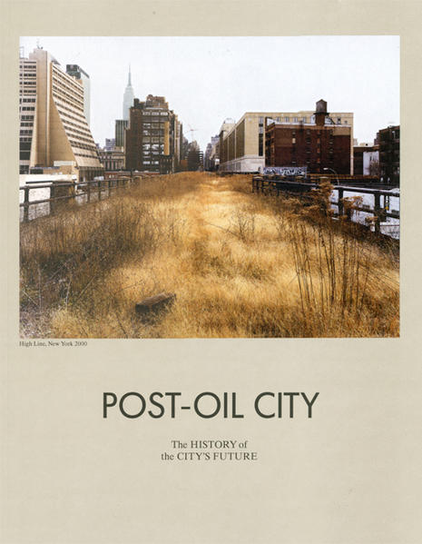 Post-Oil City - Coverbild