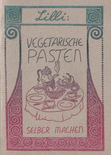Vegetarische Pasten, Brotaufstriche selber machen - Coverbild