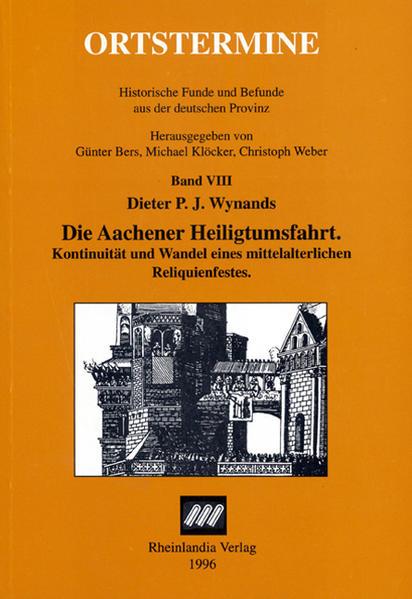 Die Aachener Heiligtumsfahrt - Coverbild