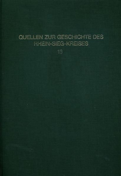 Das Simultaneum in Seelscheid - Coverbild
