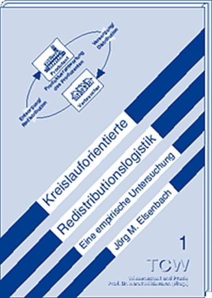 Kreislauforientierte Redistributionslogistik - Coverbild