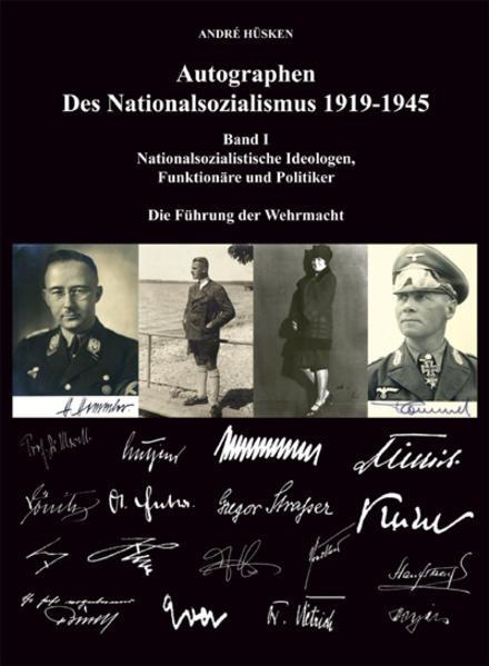 Autographen des Nationalsozialismus 1939-1945 - Coverbild