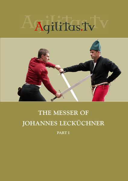 The Messer of Johannes Lecküchner, Part 1 - Coverbild