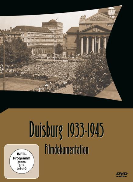 Duisburg 1933 - 1945 - Coverbild