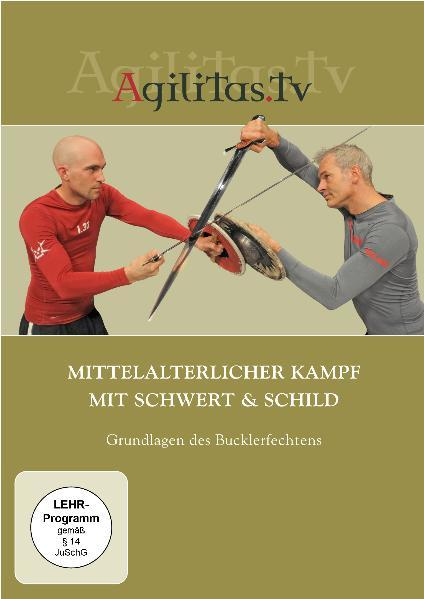 Mittelalterlicher Kampf mit Schwert & Schild - Coverbild