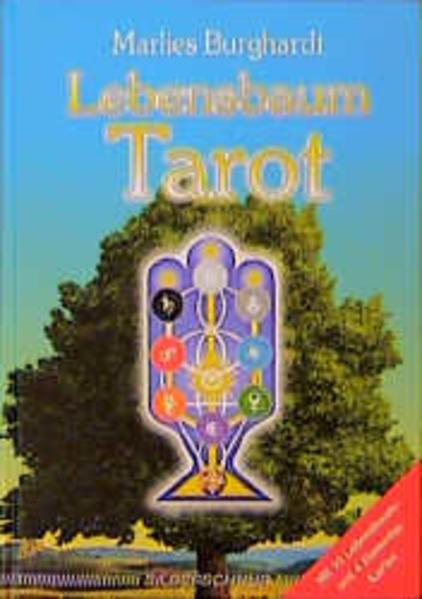 Lebensbaumtarot - Coverbild