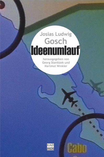 Josias Ludwig Gosch, Fragmente über den Ideenumlauf - Coverbild