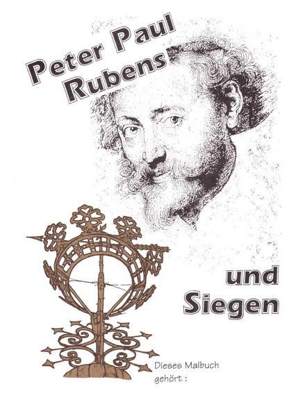 Peter Paul Rubens Malbuch - Coverbild