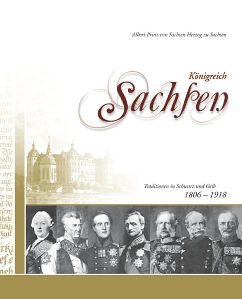 Königreich Sachsen - Coverbild