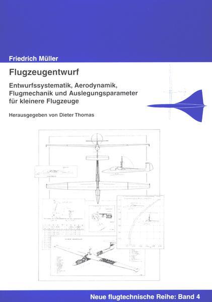 Flugzeugentwurf - Coverbild