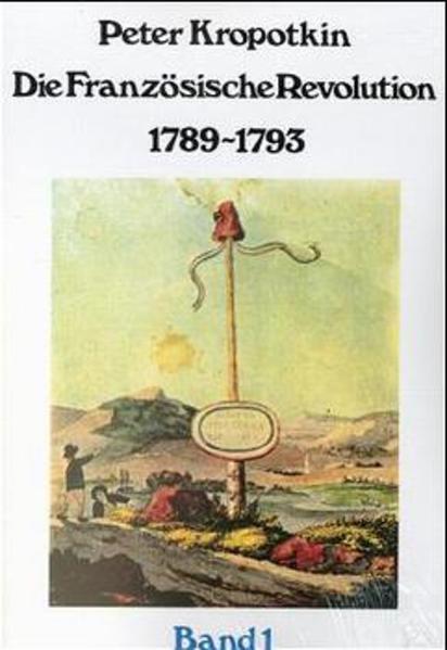 Die Französische Revolution 1789-1793 - Coverbild