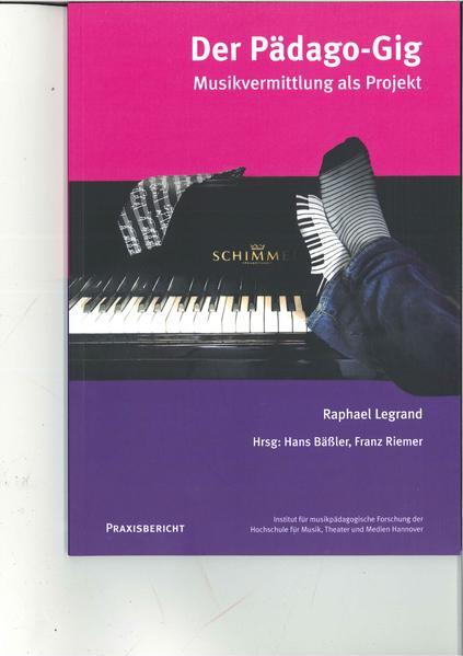 Der Pädago-Gig - Coverbild
