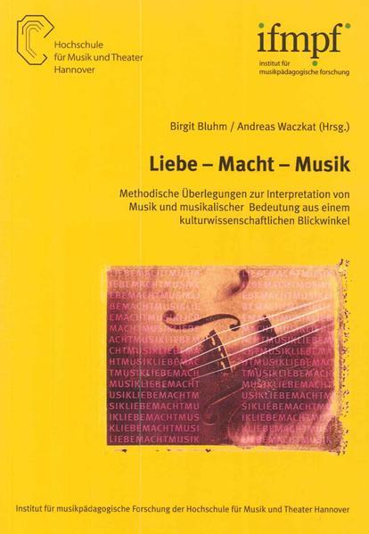 Liebe - Macht - Musik - Coverbild
