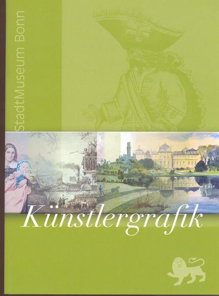 Stadtmuseum Bonn - Künstlergrafik - Coverbild