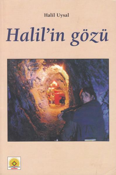 Halil'in Gözü - Coverbild