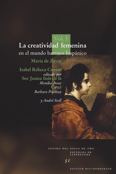 La creatividad femenina en el mundo barroco hispánico - Coverbild